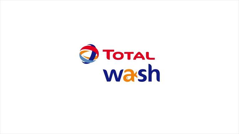 TOTAL Wash : lavage à rouleaux